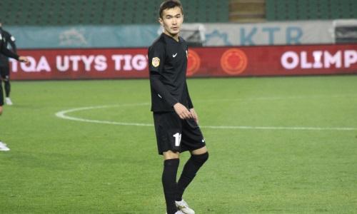 Известный казахстанский хавбек с опытом игры в Европе присоединился к «Актобе»