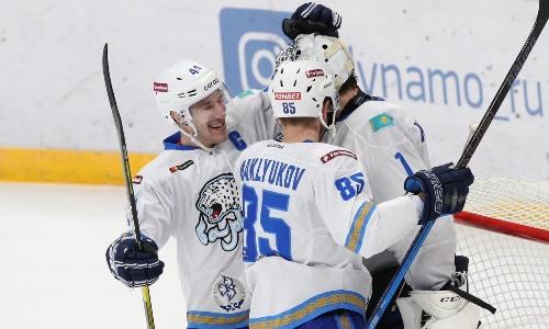«Барыс» обратился к своим болельщикам после яркой победы над московским «Динамо»