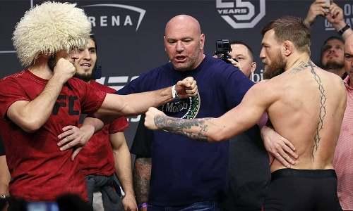 Президент UFC назвал две причины важности реванша Нурмагомедов — Макгрегор