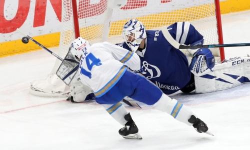 «Барыс» иронично отреагировал на очередные незасчитанные шайбы в КХЛ. Видео