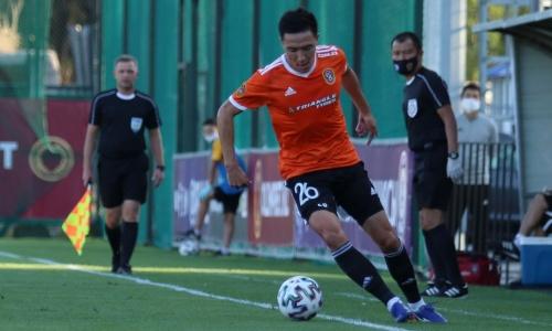 Еркин Тапалов прибыл в расположение нового клуба