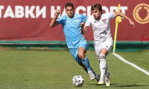 Футболист сборной Казахстана находится на просмотре в клубе РПЛ