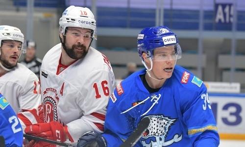 В «Витязе» нашли ответ преимуществу «Барыса» в КХЛ