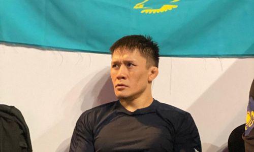 «Если не пройдет Альбази, то это уже вообще». Жалгас Жумагулов получил удобного соперника в UFC и у него нет выбора