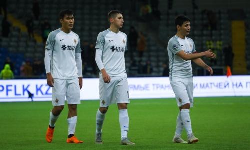 Бывший футболист «Кайрата» прибыл в расположение «Атырау»