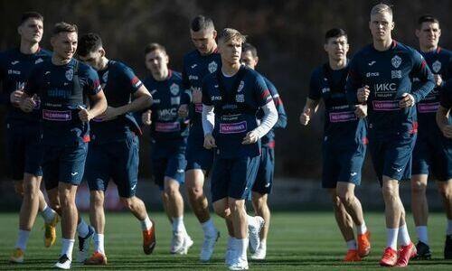 ЦСКА Зайнутдинова объявил составы на товарищеский матч со сборной свободных агентов