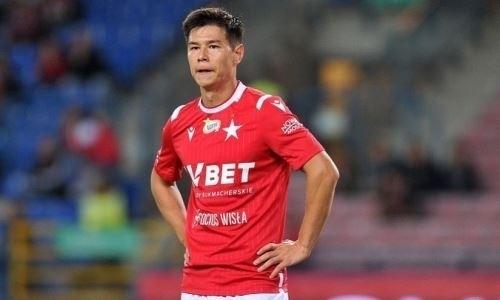 Футболист сборной Казахстана помог европейскому клубу одержать первую победу в 2021 году