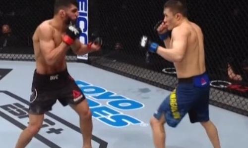 Жалгас Жумагулов — Амир Альбази: видео боя UFC в HD