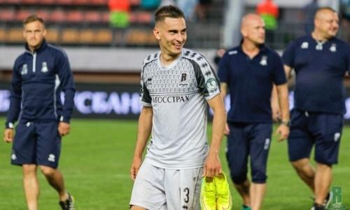 Бывший футболист «Шахтера» подписал контракт с российским клубом