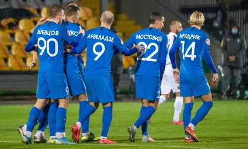 Один излидеров чемпионата Украины запланировал матч склубом КПЛ