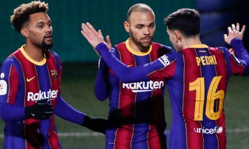 Прямая трансляция матча Ла Лиги «Эльче» — «Барселона»