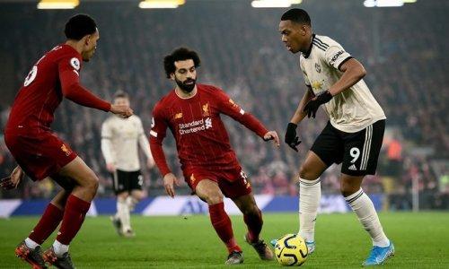 Прямая трансляция матча «Манчестер Юнайтед» — «Ливерпуль» в Кубке Англии