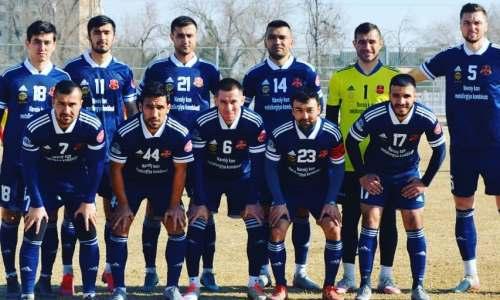 «Актобе» сыграет с клубом из Узбекистана на УТС в Турции