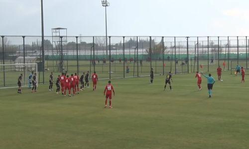 Видеообзор товарищеского матча «Кызыл-Жар СК» — «Рух» 1:3