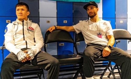 Озвучен недельный заработок Морозова и Жумагулова в UFC