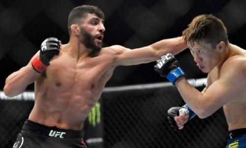 «Оказалось намного проще». Альбази назвал слабую сторону Жумагулова в их бою в UFC