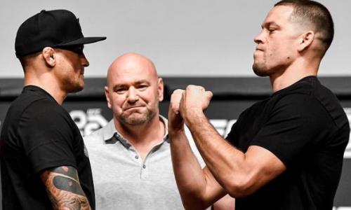 «Я тренируюсь, чтобы надрать тебе задницу». Ещё одна звезда UFC вызвал Порье после его победы над Макгрегором