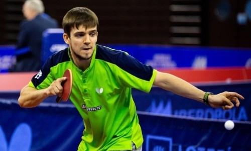 Европейский клуб Кирилла Герасименко победил в туре Бундеслиги по настольному теннису