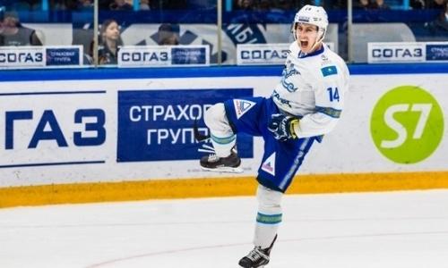 Шайбы игроков «Барыса» вошли в ТОП-10 лучших голов недели КХЛ