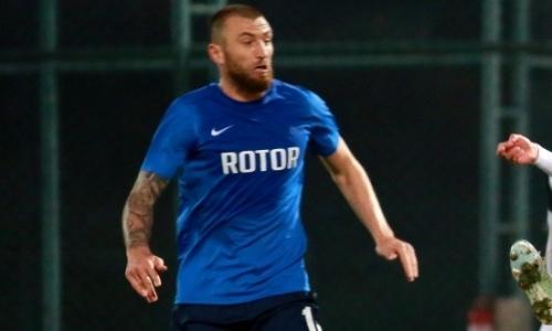 Шомко и Щеткин сыграли в победном матче «Ротора»