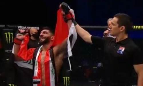 Альбази после победы над Жумагуловым приблизился к ТОП-10 рейтинга UFC