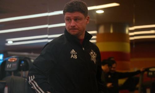 Новый главный тренер «Актобе» может покинуть клуб спустя неделю после своего прихода