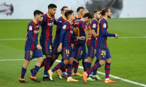 Прямая трансляция матча «Райо Вальекано» — «Барселона» в Кубке Испании