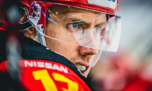 Соперник «Барыса» по КХЛ продлил контракт со своим лидером
