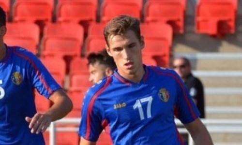 Молдавский футболист близок к уходу из казахстанского клуба