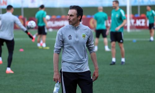 Казахстанский тренер участника еврокубков прошел очередную стажировку в Испании