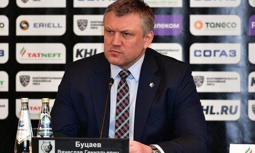 Главный тренер «Нефтехимика» нашел позитив в разгромном поражении от «Барыса» в КХЛ