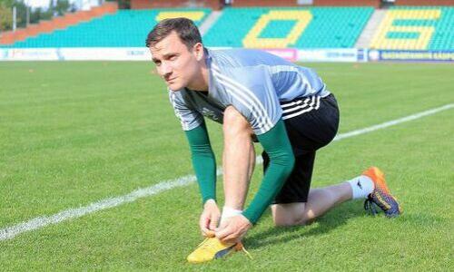 Экс-футболист «Тобола» близок к подписанию контракта с европейским клубом