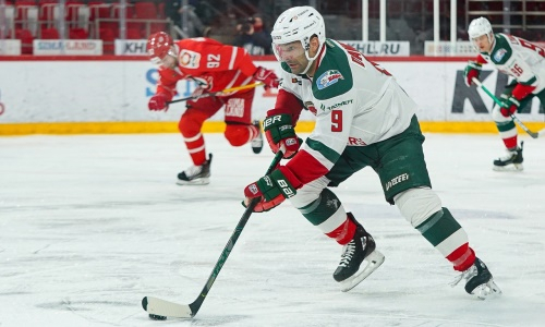 Клуб КХЛ пострадал от хоккеиста сборной Казахстана перед матчем с «Барысом». Видео