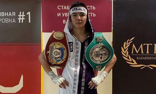 Непобежденные казахстанские боксеры подерутся между собой в Алматы