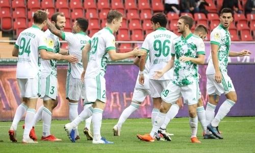 Клуб РПЛ футболиста сборной Казахстана дважды за день сыграл вничью перед матчем с «Кызыл-Жаром СК»