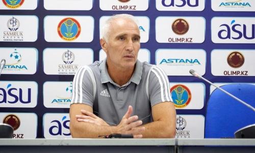 Вахид Масудов стал новым главным тренером казахстанского клуба
