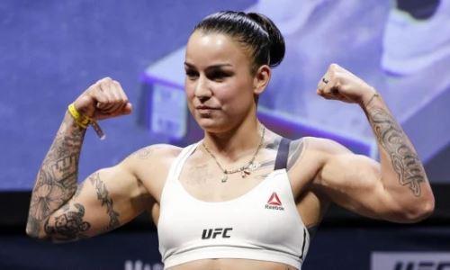 Девушка-боец из ТОП-5 рейтинга UFC дисквалифицирована за допинг