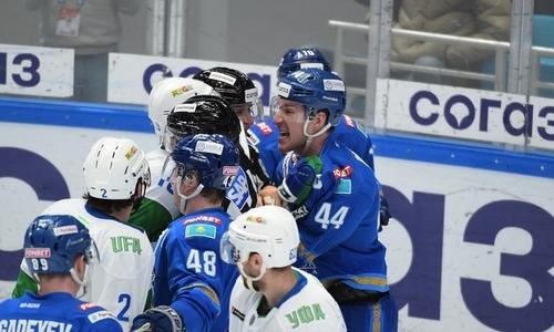 «Недостаточно для того, чтобы свернуть им шею». Эксперт назвал фаворита матча КХЛ «Барыс» — «Салават Юлаев»