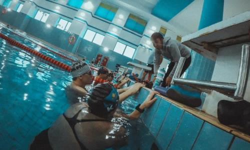 Сменился главный тренер сборной команды Казахстана по триатлону