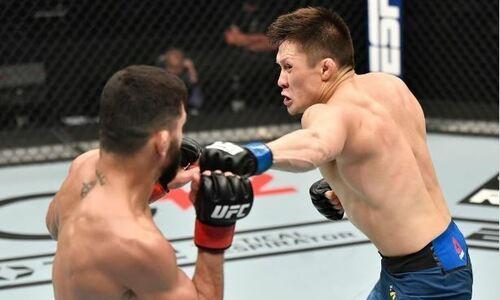 «Я несу за это ответственность». В команде Жумагулова выступили с заявлением о его поражении в UFC