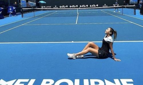 Дияс сыграет в основной сетке турнира Gippsland Trophy — WTA 500