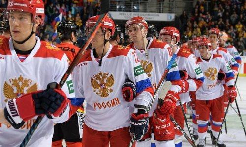 Оглашен состав олимпийской сборной России на международный турнир в Казахстане