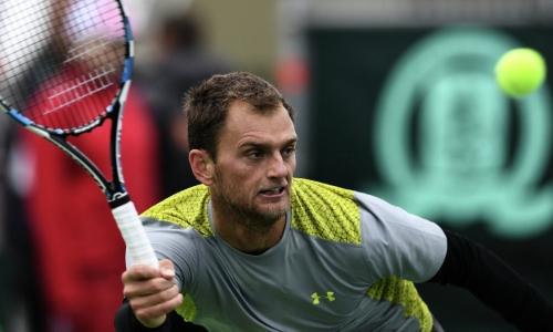 Недовесов вышел в полуфинал парного разряда турнира в Анталье