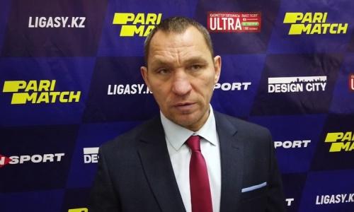 «Дисциплина нас подводит». Тренеры рассказали о матче «Темиртау» — «Арлан» 0:3
