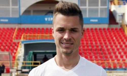 Никита Бочаров прибыл на просмотр в клуб КПЛ