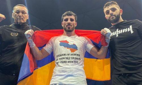 Двукратный чемпион Европы выступит на вечере бокса в Казахстане