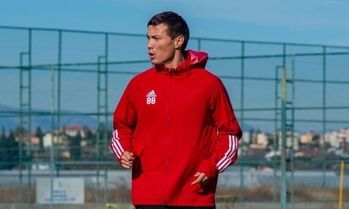 Футболист с опытом игры за сборную Казахстана присоединился к «Кайсару»