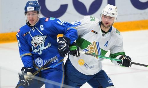 Прямая трансляция матча КХЛ «Барыс» — «Салават Юлаев»