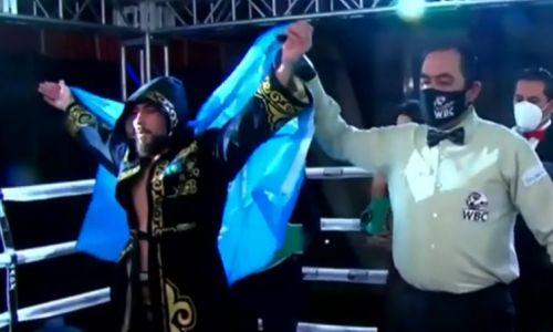 Как Садриддину Ахмедову вместо гимна Казахстана включили канадский. Видео