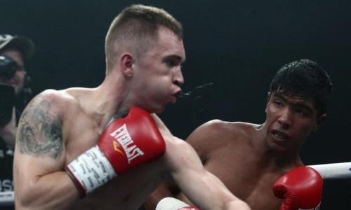 Казахстанский боксер получил бой против экс-чемпиона Азии с 16 победами